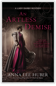 An Artless Demise - By Anna Lee Huber