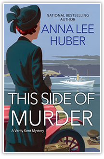 This Side Of Murder - By Anna Lee Huber