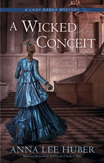 A Wicked Conceit - By Anna Lee Huber