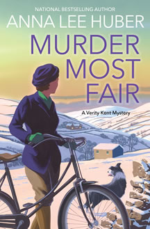 Murder Most Fair - By Anna Lee Huber
