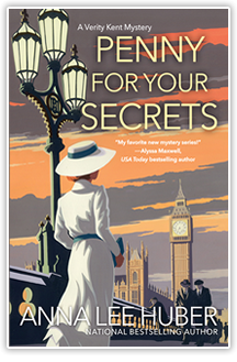 Penny For Your Secrets - By Anna Lee Huber