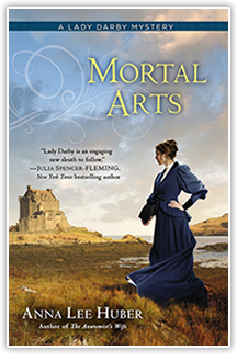 Mortal Arts - By Anna Lee Huber