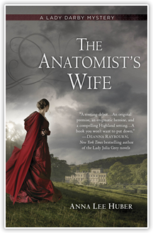 The Anatomist's Wife - By Anna Lee Huber